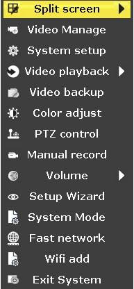 Yoosee - Gview 4CH WiFi NVR Kit Operation Tutorial